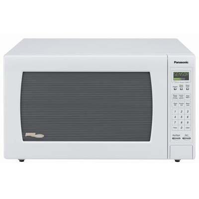 Panasonic 2.2Cf Microwave White Mpn: Nn-H965Wf