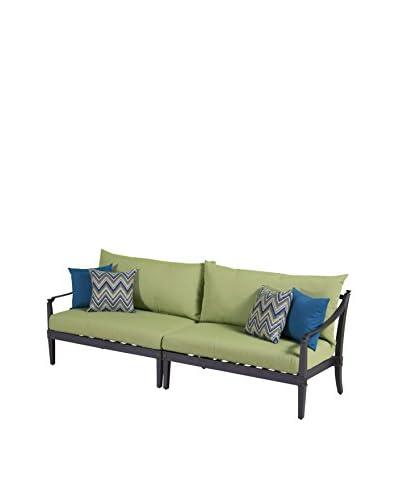 RST Brands Astoria 2-Piece Sofa, Green