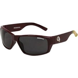 Washington Redskins NFL Team Spike Style Sunglasses by MODO