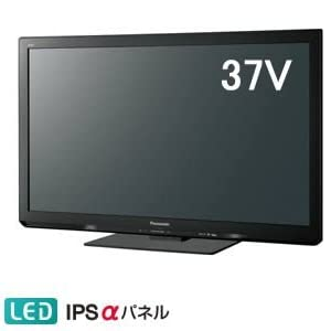 Panasonic VIERA 37V型 地上・BS・110度CSデジタルハイビジョン液晶テレビ TH-L37C3