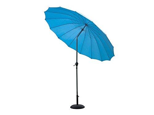 Buy Cheap Suntime Shanghai Crank & Tilt Parasol 2.7m Blue
