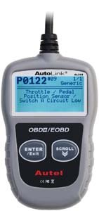 Autel (AULAL309) OBD-II Code Reader / Scan Tool from Autel
