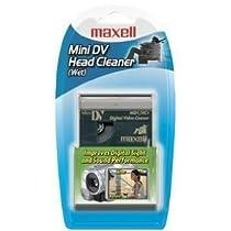 Maxell Dry miniDV Head Cleaner