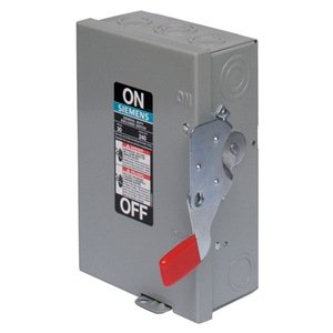 Safety Switch, NEMA 1, 3W, 3P, 8x11x18.5