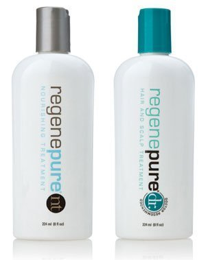 RegenePure DR & Scalp & NT Nourishing Treatment Cleanser Anti Hair Loss DUO Set