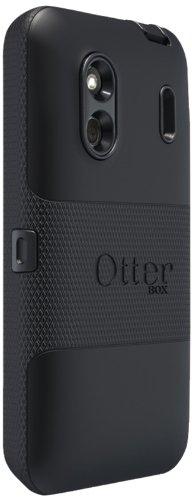 Otterbox HTC2-44100-20-E4OTR Defender Series Hybrid Case & Holster for HTC Hero S and HTC EVO Design 4G - 1 Pack  - Retail Packaging - Black
