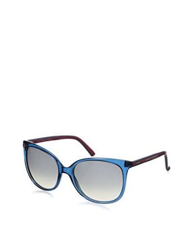 GUCCI GG 3649/S Women's Sunglasses, Blue/Red