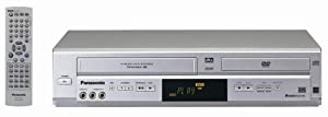 Remanufactured Panasonic PV-D4734S Double Feature Progressive Scan DVD/VCR Combo