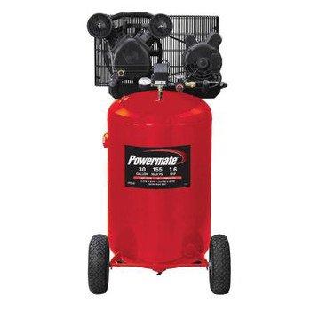 Powermate Vx Pla1683066 30 Gallon Portable Twin Cylinder