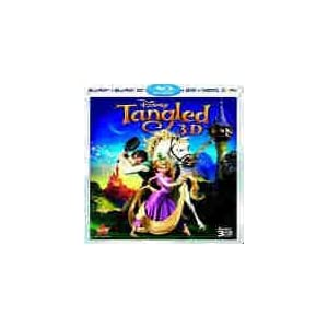 Tangled 3D (Blu Ray + DVD)