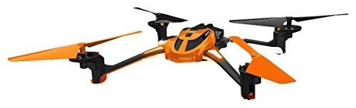 Traxxas Alias: Quad Rotor Helicopter, Orange