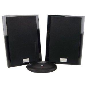 CES20 Deluxe Wireless Indoor Loudspeakers - Black