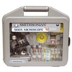 Smithsonian Microscope - 900X