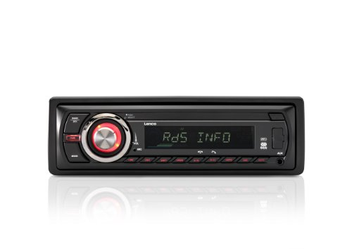 Lenco CS-430 BT Auto-Radio (Bluetooth, RDS, MP3,