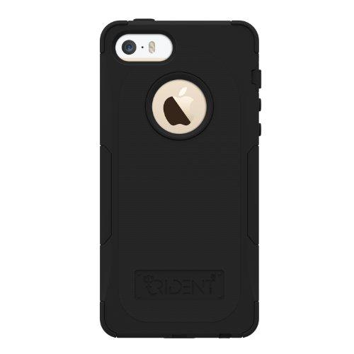 iPhone 5 / iPhone 5S 専用ケース 耐衝撃+防塵性 Trident Case Aegis Case for iPhone 5 / iPhone 5S トライデント イージス アイフォン5/5S ケース(ブラック)
