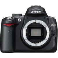 Nikon D5000 DX-Format 12.3 Megapixel Digital SLR Camera Body - Refurbished by Nikon U.S.A.