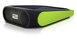 Eton Rugged Rukus All-Terrain Portable Solar Wireless Sound System (Green)