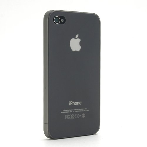 SP237:iPhone4S/4用極薄・極軽ケース「Skinny Fit Case for iPhone4S/4」 (グラファイト)