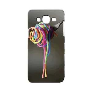BLUEDIO Designer 3D Printed Back case cover for Samsung Galaxy J5 - G6389