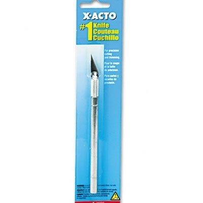 x-acto-n1-x3201-coltello-di-precisione-per-artigianato-modellismo-hobby-da-casa-e-da-giardinaggio-e-