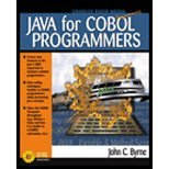 img - for Java for COBOL Programmers (00) by Byrne, John C [Paperback (2000)] book / textbook / text book