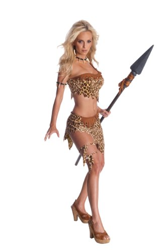 Secret Wishes Womens Tarzan Jungle Jane Costume