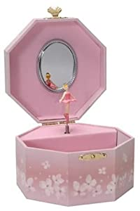 Ballerina jewelry box toys games for Amazon ballerina musical jewelry box