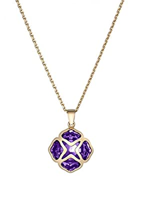 Chopard Imperiale Cocktail pendant 18k Rose Gold and Amethyst 9.8 CTS