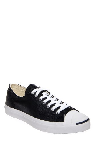 Unisex Jack Purcell Leather Oxford Sneaker