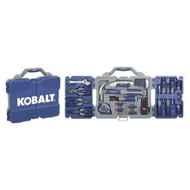 Kobalt 69 Piece Tri-Fold Home Tool Set (#0117594)