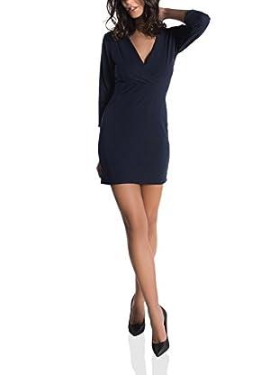 La belle parisienne Vestido Josephine (Azul Marino)