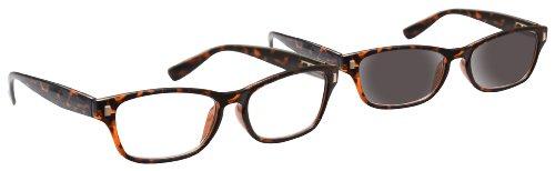 uv-reader-marrone-tartaruga-occhiali-da-lettura-coordinata-con-lettore-di-dole-pacco-doppio-uv400-uo