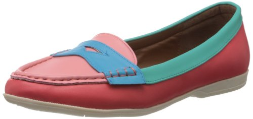 Done by None Women MultiColor Rubber Boat Shoes