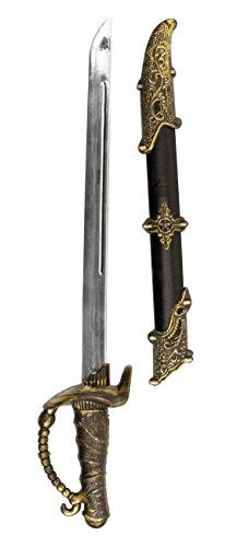 Boland 00659 - Spada Pirata con Fodero, 52 cm