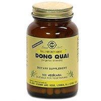 Solgar - Dong Quai, 100 veggie caps