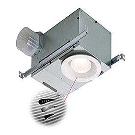 Broan-Nutone 744SFL Recessed Bathroom Humidity Sensing Fan / Light - ENERGY STAR