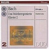 echange, troc  - Bach : Le clavier bien tempéré - livre 2. (Das wohltemperierte Klavier 2)