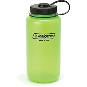 nalgene hdpe wide mouth bottle sports water bottles sports outdoors. Black Bedroom Furniture Sets. Home Design Ideas