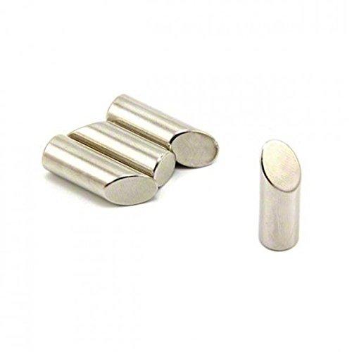 aimants-en-neodyme-mitre-45-du-sud-oe-10-mm-x-30-mm-n42-4-pieces-force-36-kg