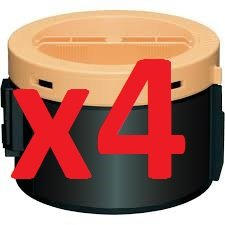 haute-qualite-4-x-noir-compatible-cartouches-de-toner-pour-epson-aculaser-m1400-mx14-remplace-s05065