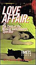 Love Affair: Or the Case of the Missing Switchboard Operator [VHS]