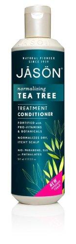 Jason Treatment Conditioner, Normalizing Tea Tree, 8 Ounce