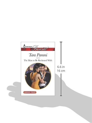 The Man to Be Reckoned With (Harlequin Presents (Larger Print))
