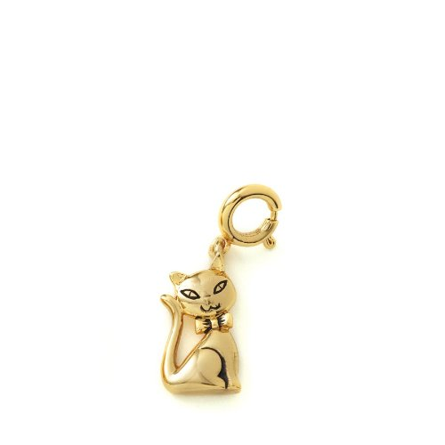 "Growing up Girls ""Age 7 Cat"" Charm"