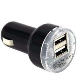 Amazon.com: Tek-Tok 850440999 High Output Dual USB Port Car Charger