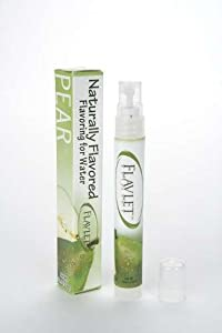 Natural Pear Water Flavor