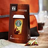 Starbucks VIA Ready Brew Colombia Coffee (24 Instant Servings)