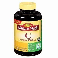 Nature Made Vitamin C 1000Mg 300 Ct Value Size