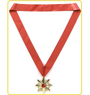Vampire Medal - Buy Vampire Medal - Purchase Vampire Medal (Costume Express, Toys & Games,Categories,Pretend Play & Dress-up,Costumes,Accessories)