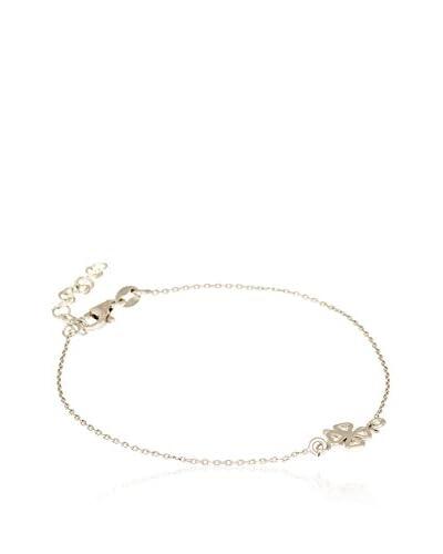 Córdoba Jewels Pulsera  plata de ley 925 milésimas rodiada